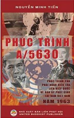 Phúc trình A/5630 - Báo cáo của Phái đoàn Điều tra Liên Hiệp Quốc tại Nam Việt Nam